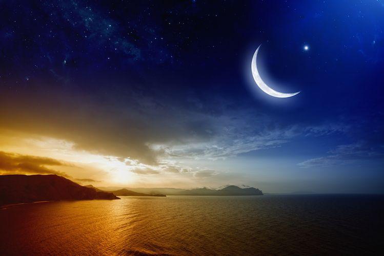 nouvelle Lune de juillet