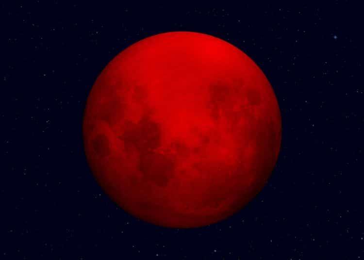 La plus longue éclipse lunaire du siècle se déroulera le 27 juillet!!! Pleine-lune-du-27-juillet-2018