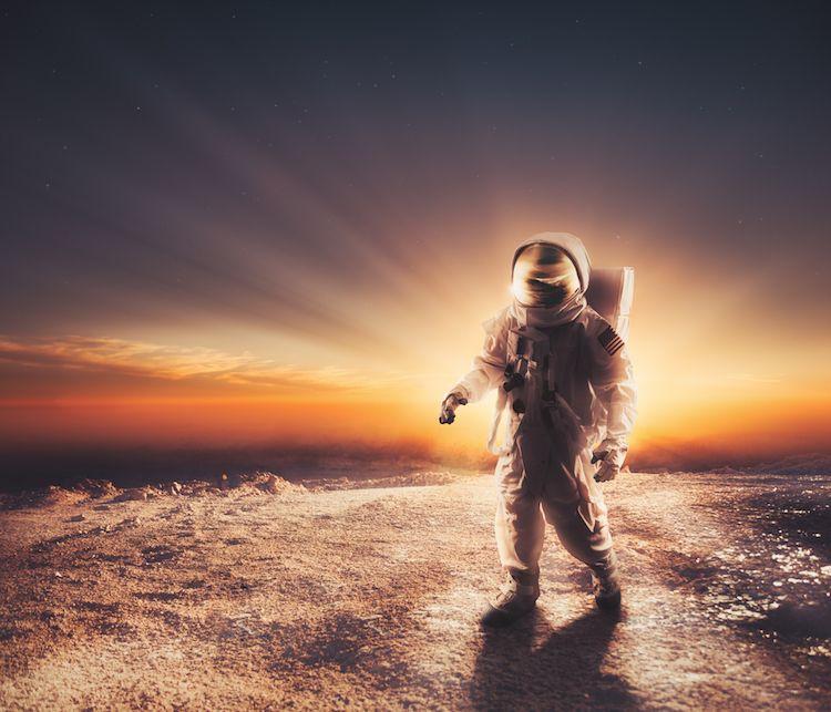 Mars n'est plus rétrograde depuis le 27 août 2018