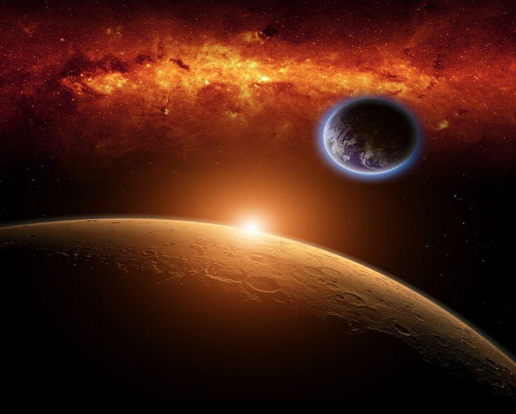 derniers jours de Mars rétrograde