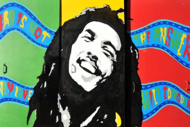 citations inspirantes de Bob Marley