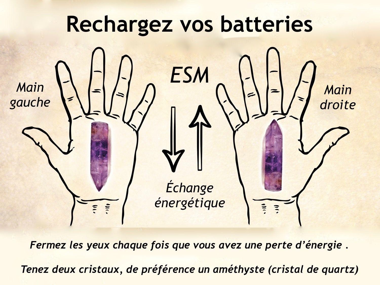 envoyer de l'énergie