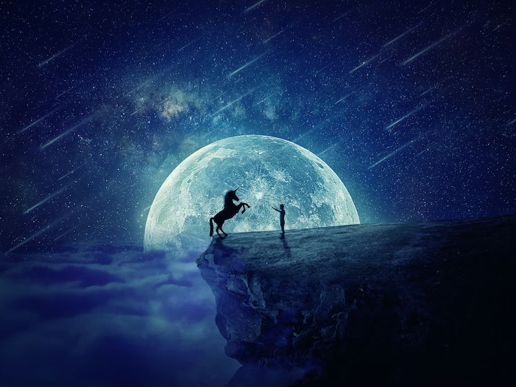 nouvelle lune la plus spirituellement intense