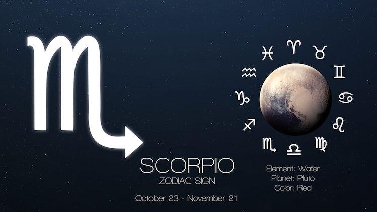saison du Scorpion 2018