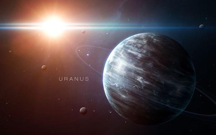 Comment Uranus rétrograde 2018 vous affectera, en fonction