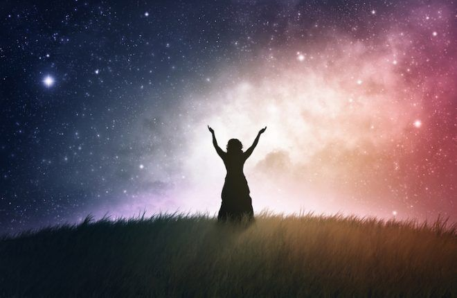 synchronisons avec l'univers