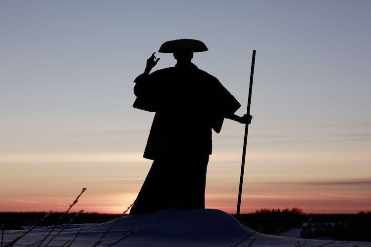 Leçon d'un vieux moine