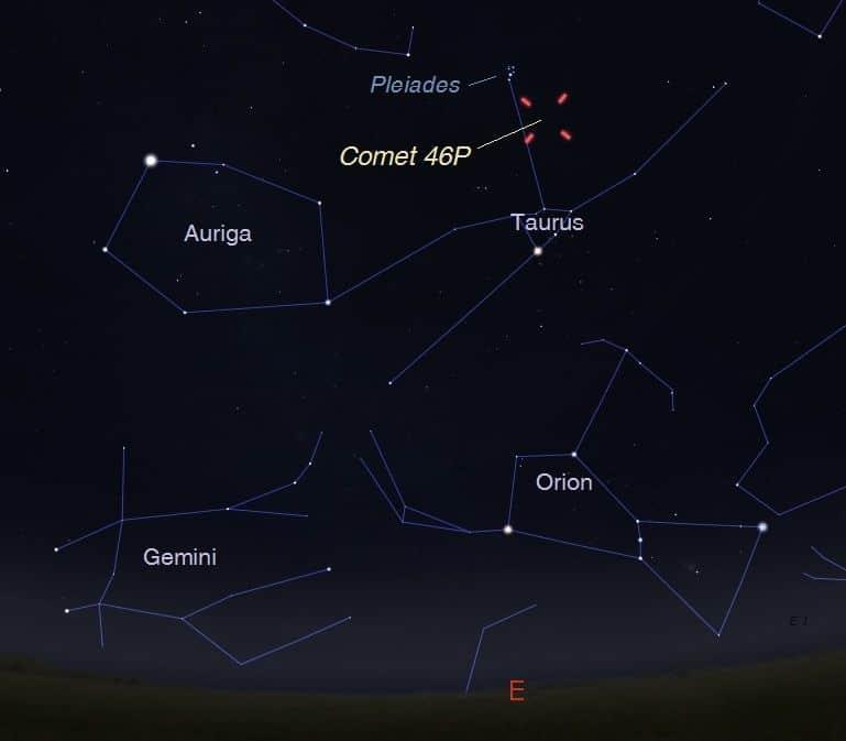 Comète De Noël Le 16 Décembre Préparez Vous à La Comète