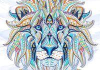 En couple avec un lion