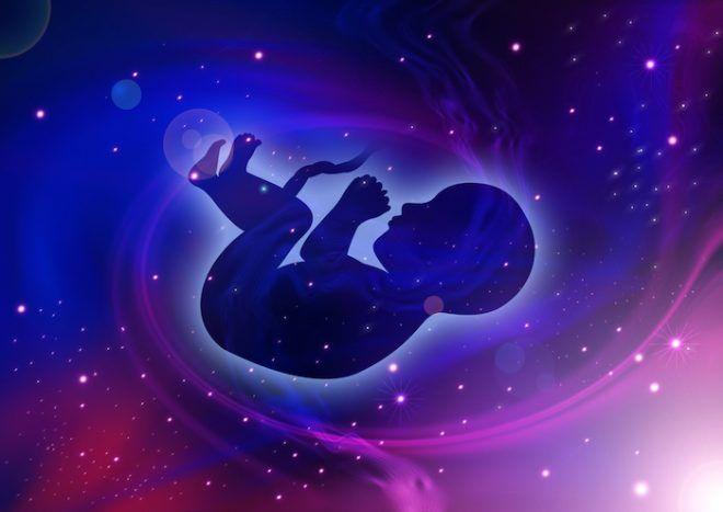 âme de bébé la deuxième étape