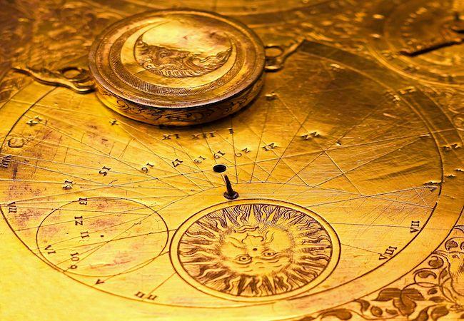 Astrologie, lune et soleil