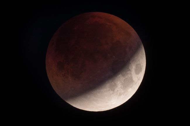 Eclipse lunaire du 21 janvier 2019