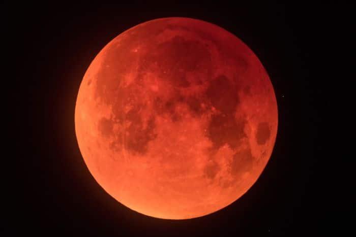 super lune de sang de janvier 2019 affectera le moins