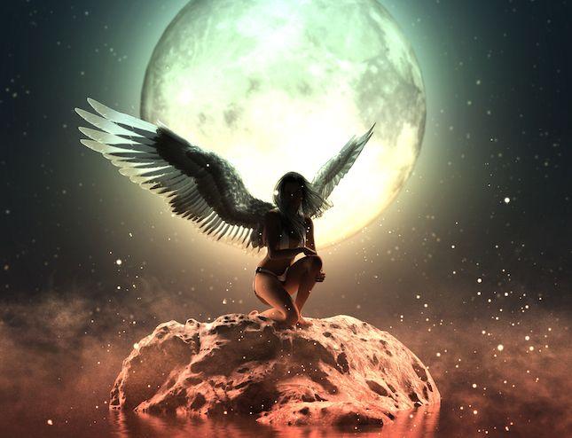 choses intéressantes sur les anges gardiens