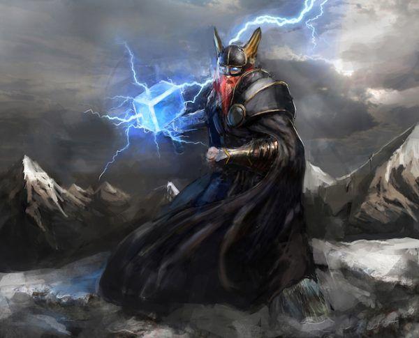 dieux nordiques