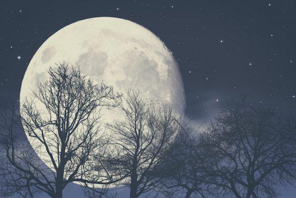 rituel pendant la pleine lune en Vierge