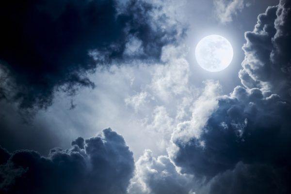 super Lune de février affectera le moins
