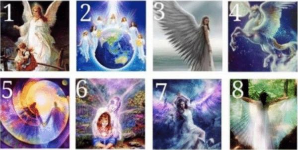 Choisissez un ange gardien