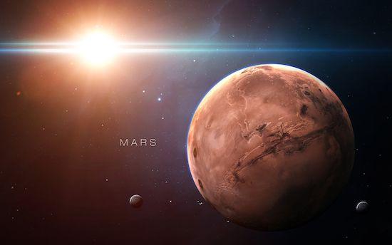 Mars entre en Cancer