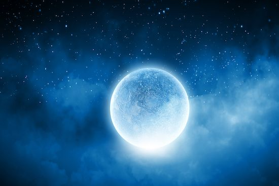 Pleine lune du 18 mai 2019 en Scorpion