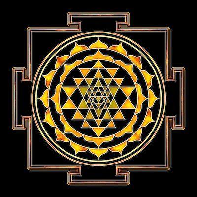 symboles sacrés : Sri Yantra