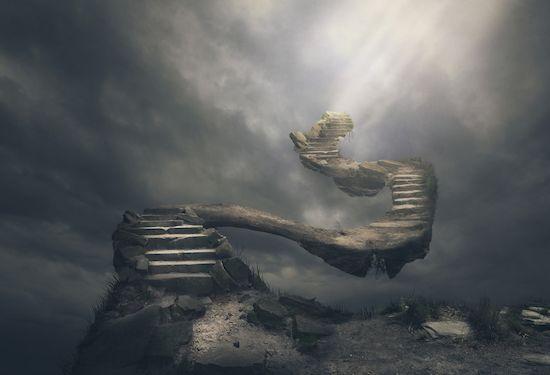 chemin de l'éveil spirituel