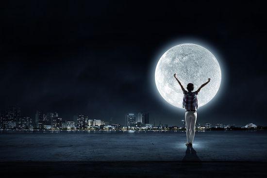 Rituel lune en Scorpion de 2019