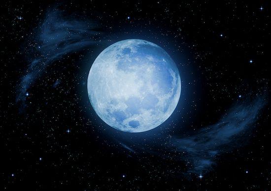 pleine lune bleue en Scorpion du 18 mai 2019