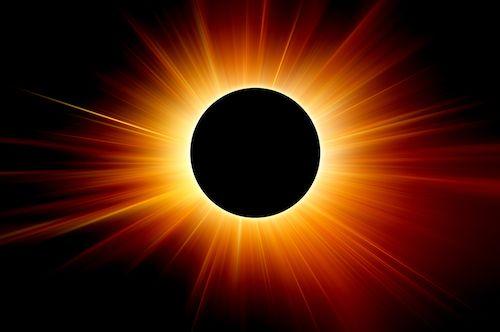 éclipse lunaire amènera un profond changement