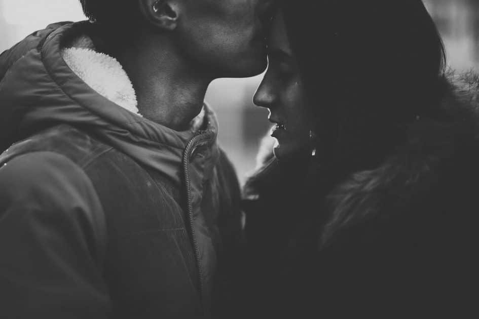 Le premier baiser