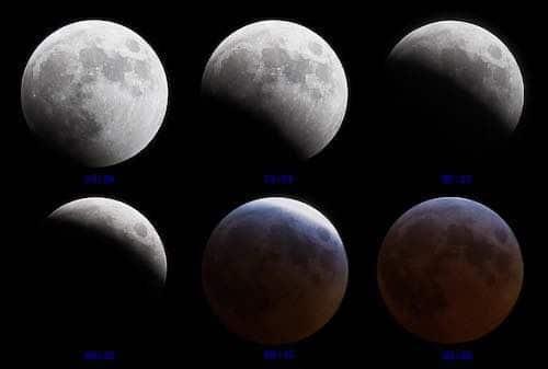 Éclipse lunaire du 16 juillet 2019