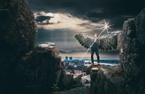 Qui sont les anges incarnés