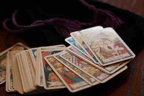 Signification des cartes de Tarot