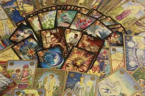 Signification cartes Tarot