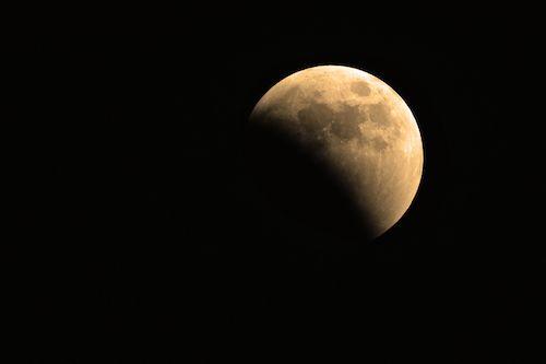 signifie l'éclipse lunaire de pleine lune du 16 juillet