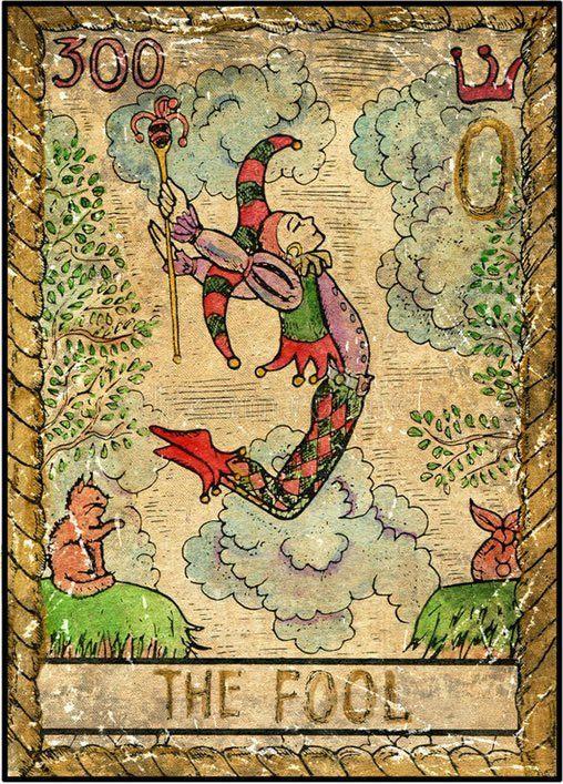 Choisissez une carte de tarot