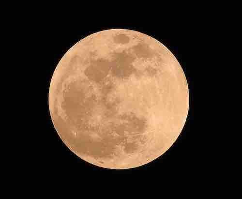 Pleine Lune de l'esturgeon du 15 août