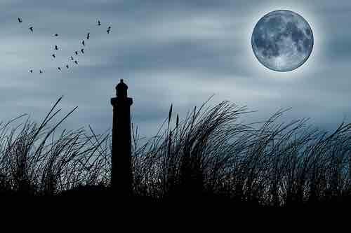 Pleine lune du 14 septembre