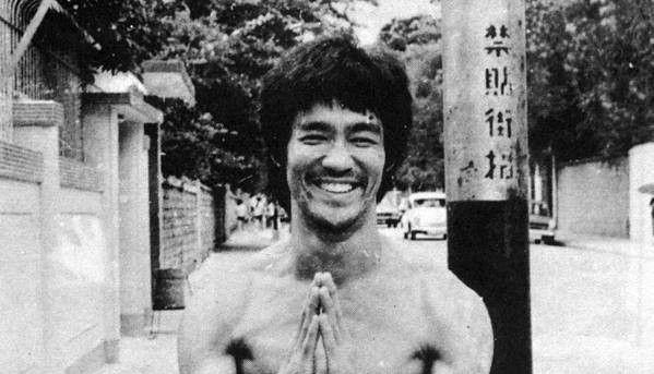 Bruce Lee -Sois comme l'eau