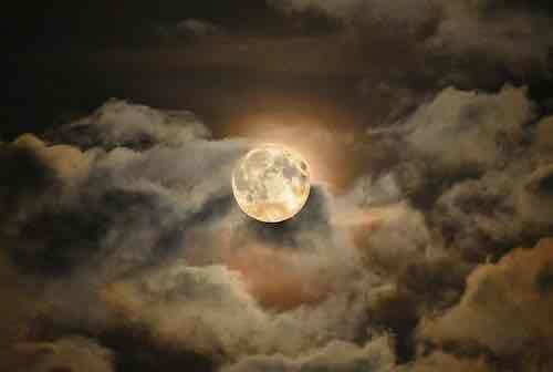 moins affectés par la Pleine Lune de septembre 2019