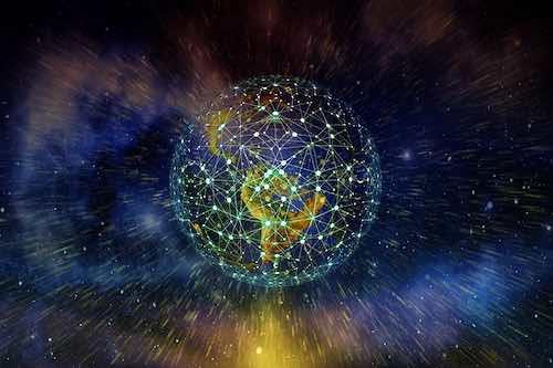 Lignes de ley / Chakras de la Terre