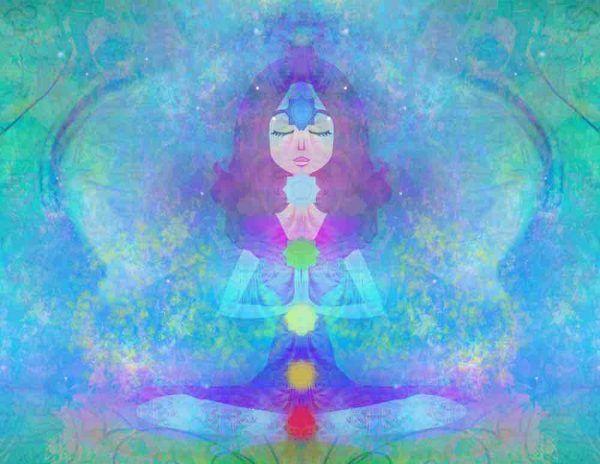 éveil spirituel intense