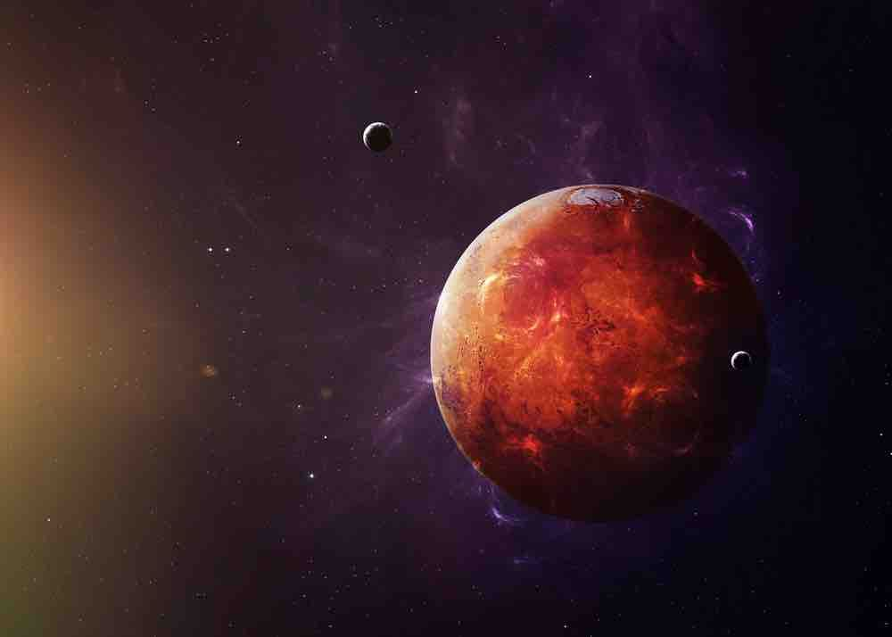 Mars en scorpion 2019