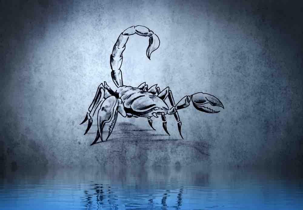 Mars en scorpion