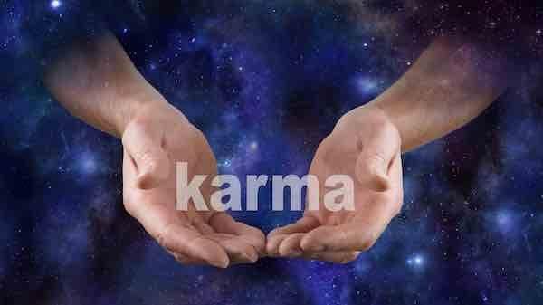 attirer le bon karma