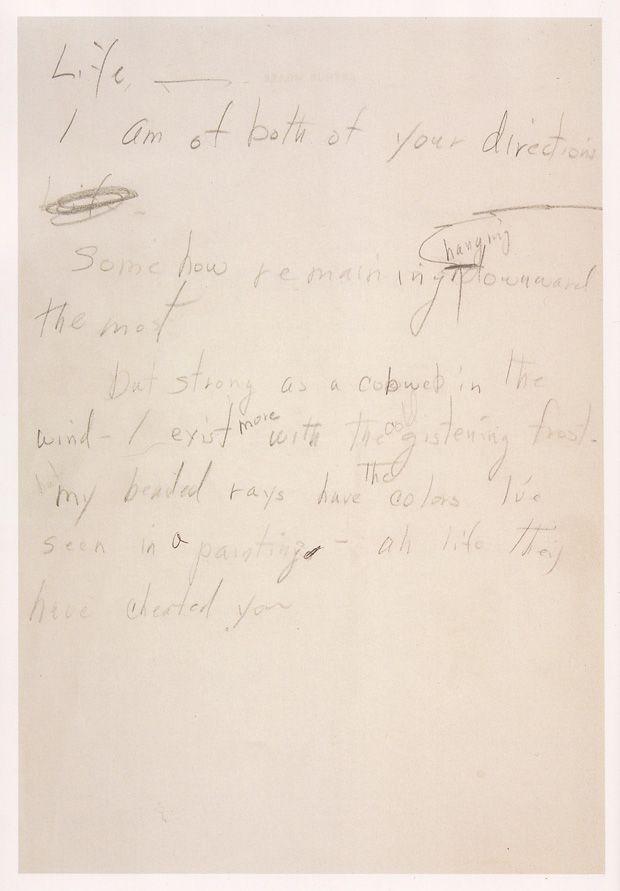 Marylin Monroe poèmes