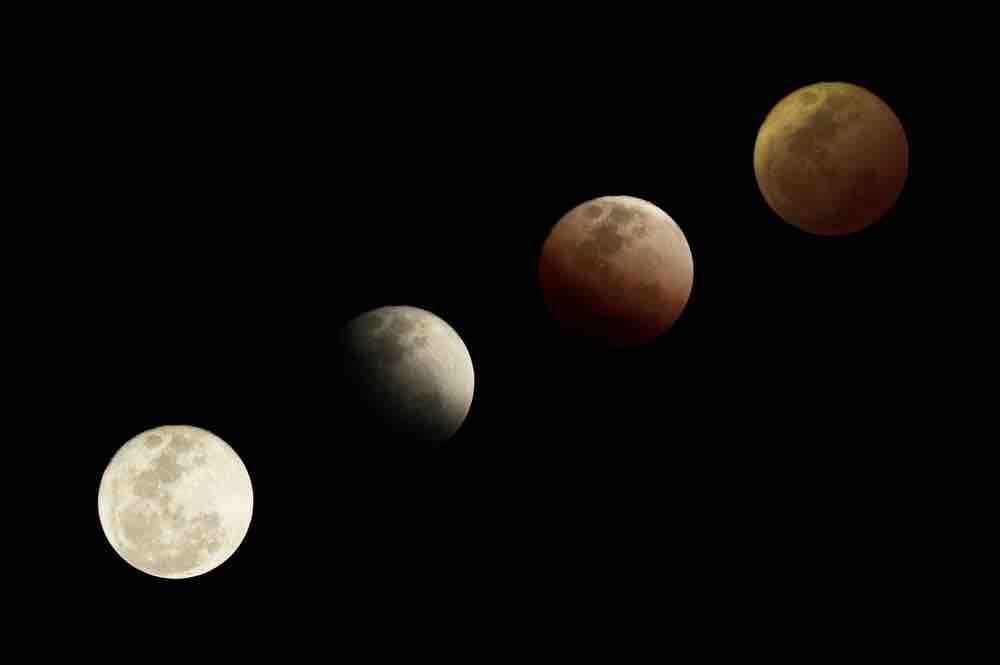signification phase de la lune
