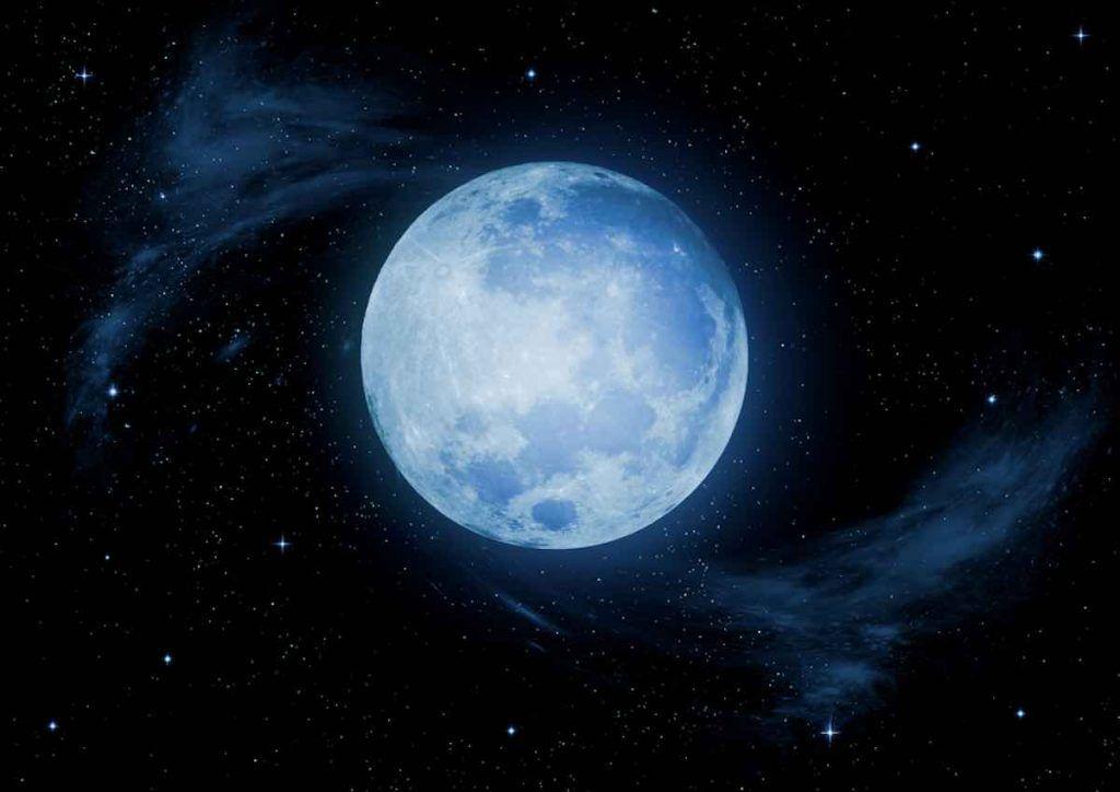 Pleine lune du 9 février 2020