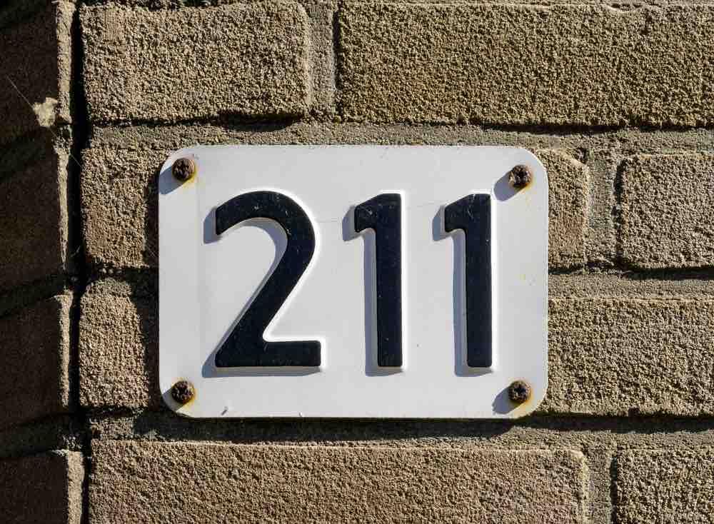 chiffre 211