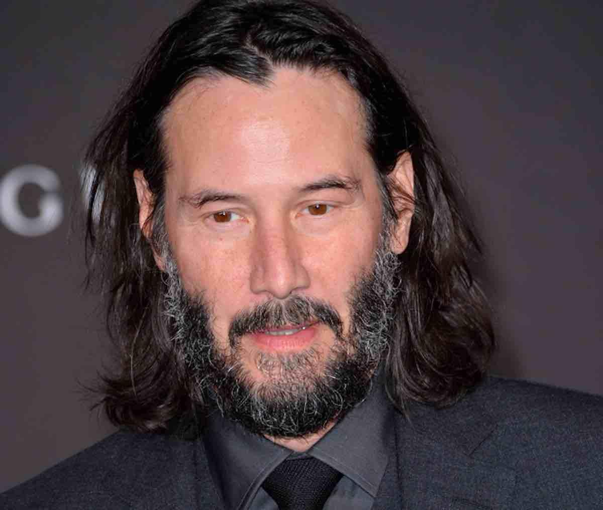 acteur Keanu Reeves